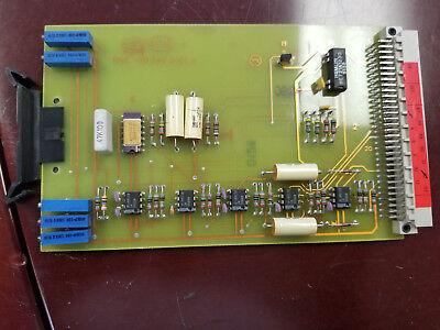 Netstal Control Card Rnc 110.240.5161 Injection Molding Machine