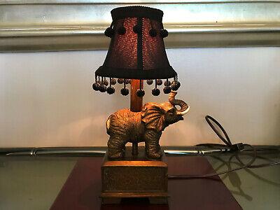 Elephant Lamp Luminaire Accent  Portable  ()