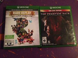 Rare Replay & Metal Gear Solid TPP Xbox One