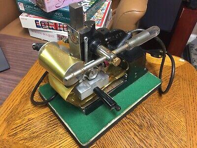 Howard Imprinting Machine Hot Foil W Foil Model J-100-a