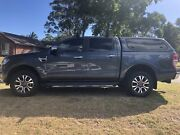 Ford Ranger PX2 XLT 4x4 Dual Cab. Medowie Port Stephens Area Preview