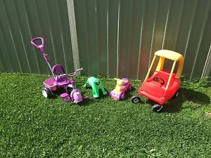 Toddler ride on toys Whitebridge Lake Macquarie Area Preview