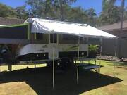 2015 JAYCO SWAN OUTBACK CAMPER Valentine Lake Macquarie Area Preview