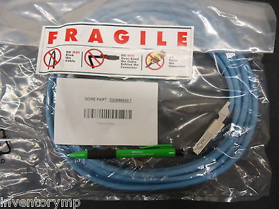 Gore IBN6800-7 X3455 ETHERNET CX4 10GB CABLE BLUE 7 Meters. Brand New! 10gb Ethernet Cx4 Cable