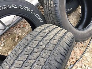 Brand new tires off a 2016 ram P275/60/R20