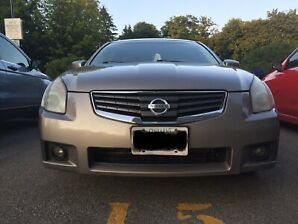 2007 Nissan Maxima for Sale