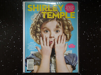 Shirley Temple 90th Birthday Tribute Centennial Stories  - $4.99