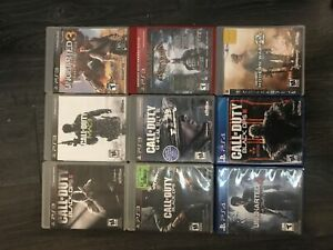 PS3 and PS4 games cheap