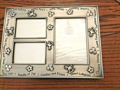 Carr Nursery Picture Frame - Metal Multiple Standing Picture Frame