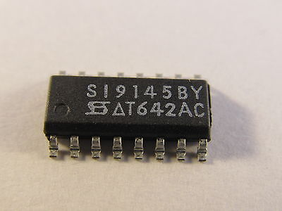 Low-voltage-switch (5 Stück SI9145BY VISHAY Low-Voltage  Switchmode  Controller SO16 - AE15/3077)