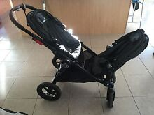 Baby Jogger City Select - double pram and accessories. Waterways Kingston Area Preview