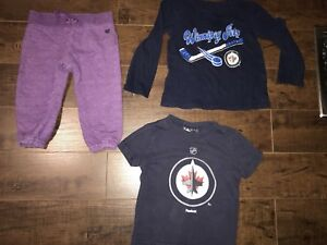 Clothes lot 2T