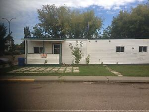 Willingdon AB mobile and addition 2 bdrm