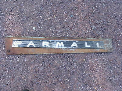 International Ih Farmall Tractor 460 560 Side Hood Panel