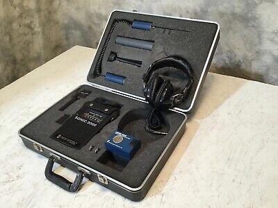 Agc Sonic 3000 Ultrasonic Leak Detector W Case