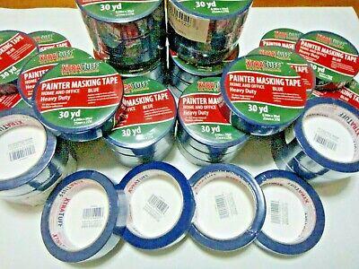 2 Rolls General Purpose Masking Tape Painters Case 0.98 X 30 Yd Us Seller