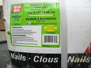 3 1/2 inch casing nails