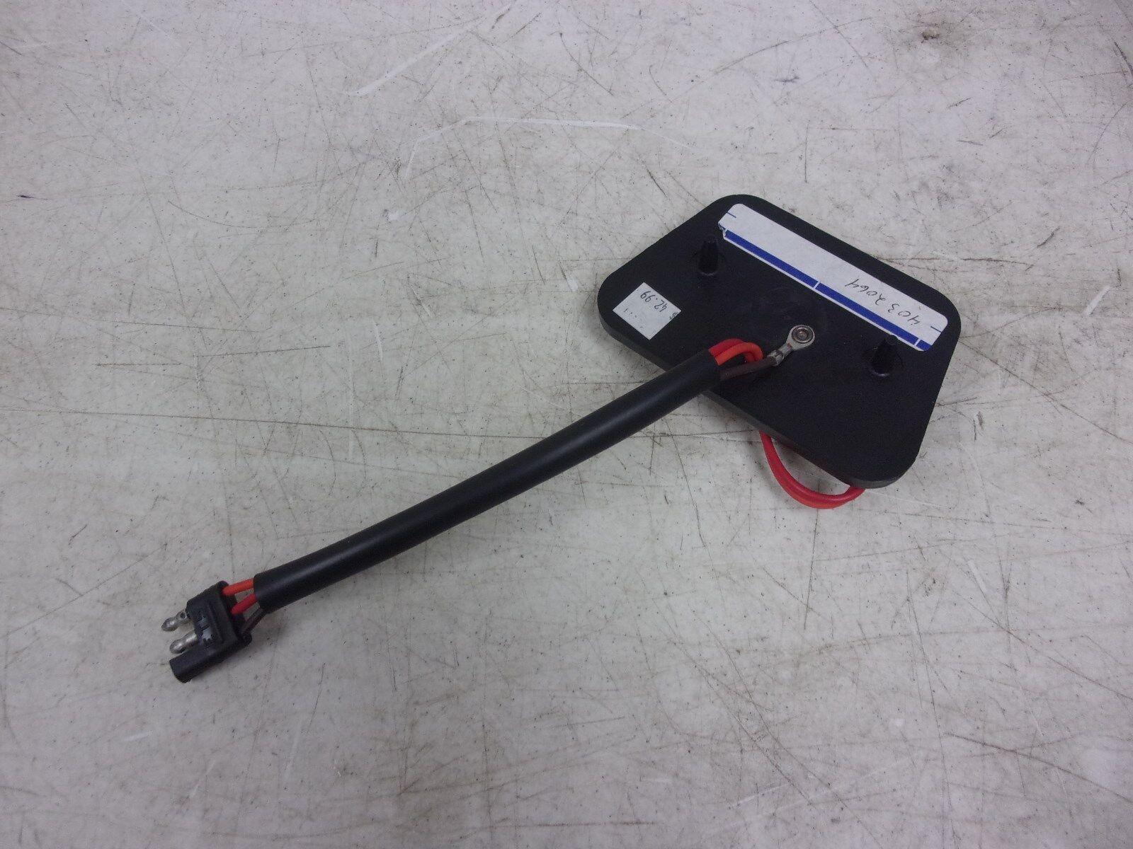 Polaris Snowmobile Backing Taillight 4032064