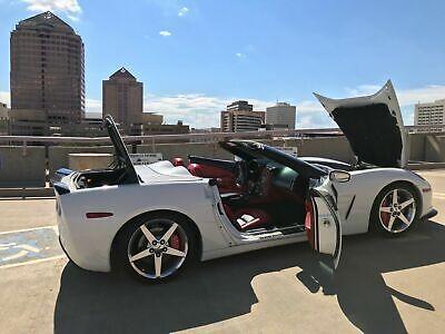2007 White Chevrolet Corvette   | C6 Corvette Photo 1