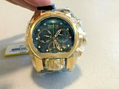 Invicta Reserve Men's 52mm Bolt Zeus MoP Swiss Quartz Chrono Watch 26713