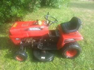 Rover rancher ride on mower Castlemaine Mount Alexander Area Preview