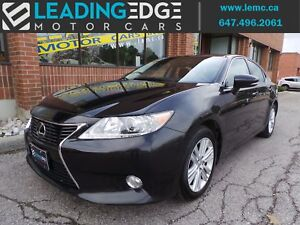 2014 Lexus ES 350 leather, heated/ventilated front seats