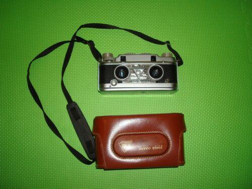 Bell & Howell TDC Stereo Vivid 35mm Film Camera