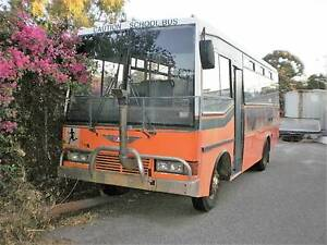 1996 HINO ROGERS BUILT SCHOOL BUS WITH A/C AND REAR 1220 DOOR Bayswater Bayswater Area Preview