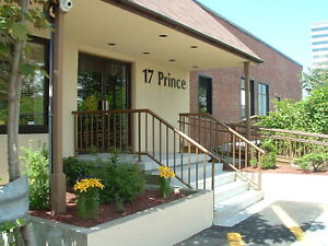 OFFICE SPACES AVAILABLE IN DOWNTOWN DARTMOUTH AT 17 PRINCE ST
