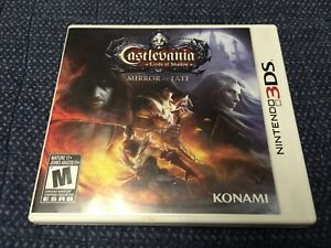 Castlevania Lords of Shadow 3DS