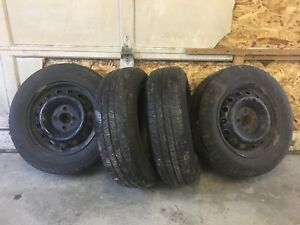 Michelin defender tires 175 70 R14