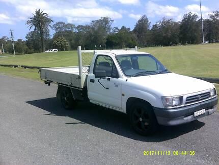 2000 Toyota Hilux Work Mate Ute