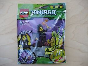 New Lego Ninjago Lloyd Garmadon Booster Pack 9552