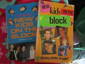 On The Road With New Kids On The Block & New Kids On The Block Campbell North Canberra Preview
