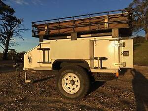 Off Road Camper Trailer Charleston Adelaide Hills Preview