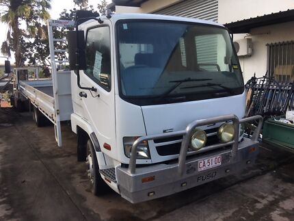 Fuso truck very good condition