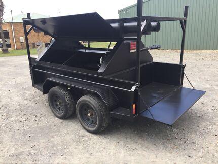 9x5 tandem tradesmen trailer