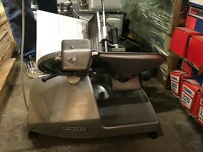 Hobart 2612 12 Commercial Deli Meat Slicer Pre-owned