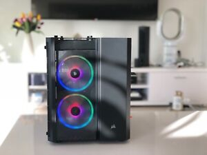 RGB Crystal 280X Hexcore i5 8500 16GB GTX 1080 Ti