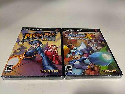 Ntcs Mega Man X + Aniversario Colección Dual Pack PLAYSTATION 2 ,...