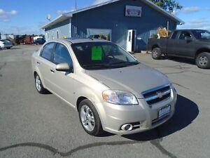 "2009 Chevrolet Aveo LT ""NAPANEE LOCATION"""