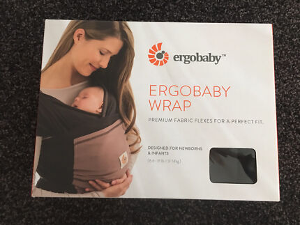 Ergobaby Wrap - carrier