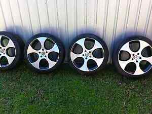 "18""GOLF GTI WHEELS AND TYRES Doonside Blacktown Area Preview"