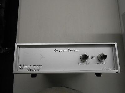 Columbus Instruments 451-5001a Oxygen Sensor
