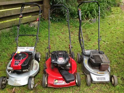 Lawn Mower Repairs and Service- 10% mower service discount Vermont Whitehorse Area Preview