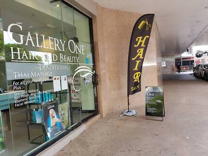 Gallery One Hair and Beauty(Hilton Hotel 1/32 Mitchell St Darwin)