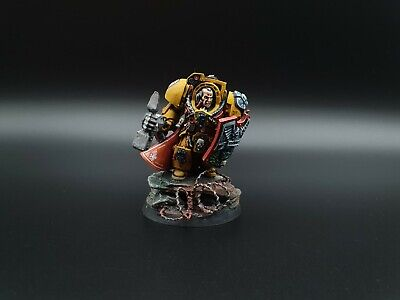 Warhammer 40k Imperial Fist Lysander Pro Painted R3S2B1 segunda mano  Embacar hacia Spain