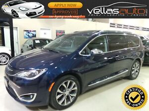 2017 Chrysler Pacifica LIMITED| NAVIGATION| PANO RF| ACTIVE B...