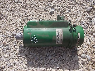 Oliver 66 Rowcrop Tractor Engine Motor Oil Bath Bowl Precleaner Assembly