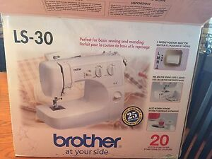LS-30 brother sewing machine